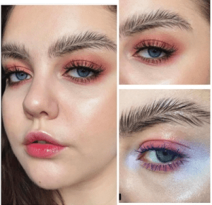 Ladies, Would You Rock This New Feather Brows? (Photos)
